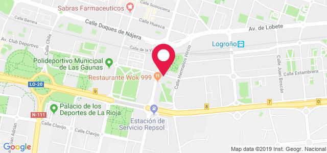 C/ Poeta Prudencio, 4, 26006, Logroño