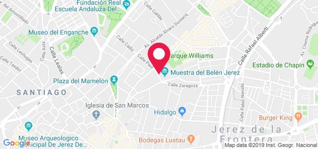 Calle Nuño de Cañas, 1, 11402, Jerez de la Frontera