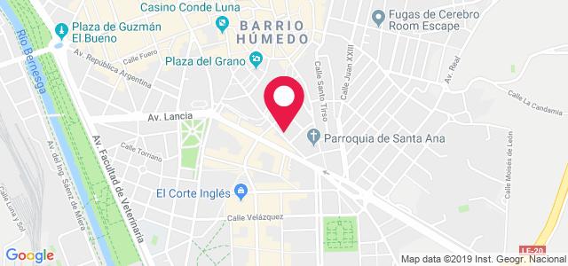 C/Barahona,11, 24003, León