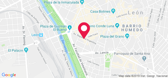 C/ República Argentina,27, 24002, León